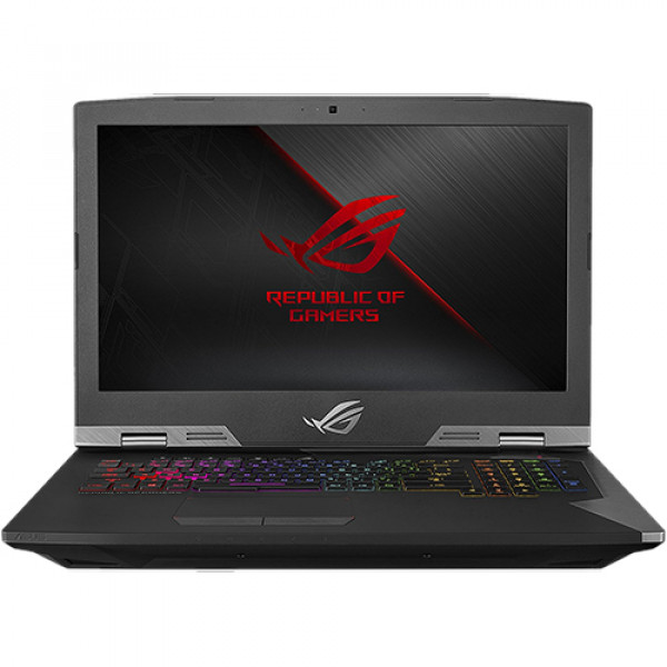 ASUS ROG Laptop-G703GS-WS71|17.3-in|Intel® Core™ i7-8750H 2.2GHz-(Turbo up to 3.9GHz)|16GB 1TB SSHD FireCuda|NVIDIA GTX 1070 8GB GDDR5|Windows 10-(64bit)|FHD-(1920*1080), matte, 144Hz, WV, G-SYNC