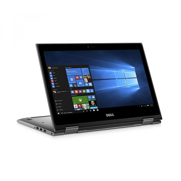 Dell Inspiron i5378-7171GRY 2-In-1 Laptop, 13.3-Inch FHD-(1920 x 1080) IPS Truelife LED-backlit touch Display, 7th Generation Intel Core i7-7500u, 8GB RAM, 256GB SSD, Window 10 Home, Gray