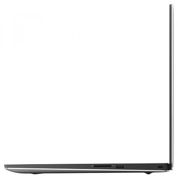 "Dell XPS - 15.6"" 4K Ultra HD Touch-Screen Laptop, Intel Quad-Core i7 Processor, 16GB Memory - NVIDIA GeForce GTX 1050, 512GB SSD - Silver"