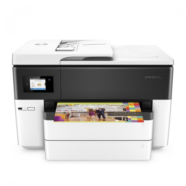 HP OfficeJet Pro 7740 Wide Format All-in-One Printer-G5J38A