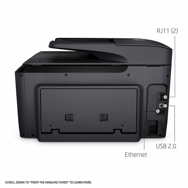 HP OfficeJet Pro 8710 All-in-One Printer-M9L66A
