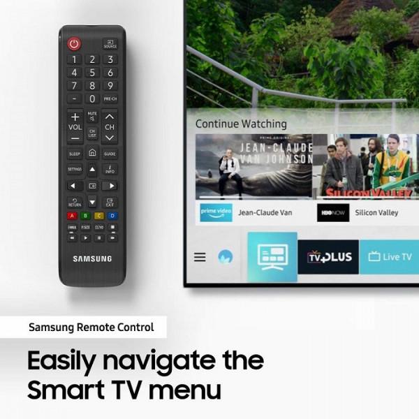 "Samsung 40NU7100 Flat 40"" 4K UHD 7 Series Smart TV 2018"