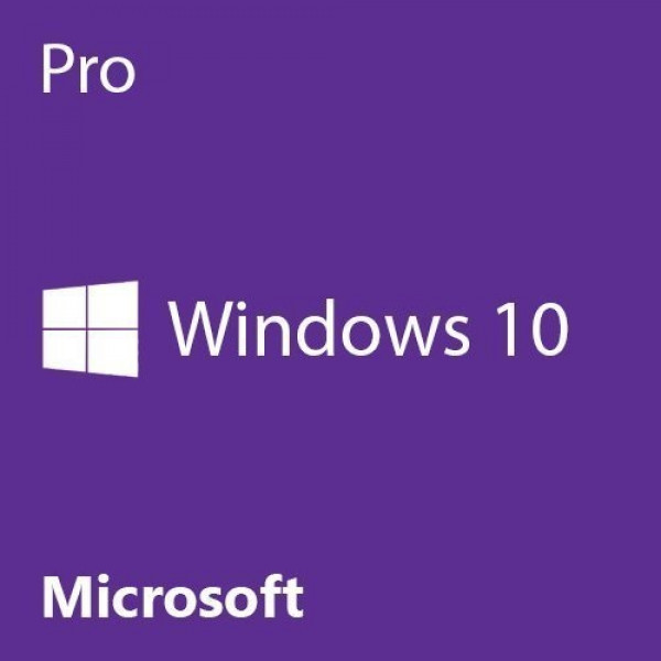 Microsoft Windows 10 Pro 64 Bit Operating System - Key