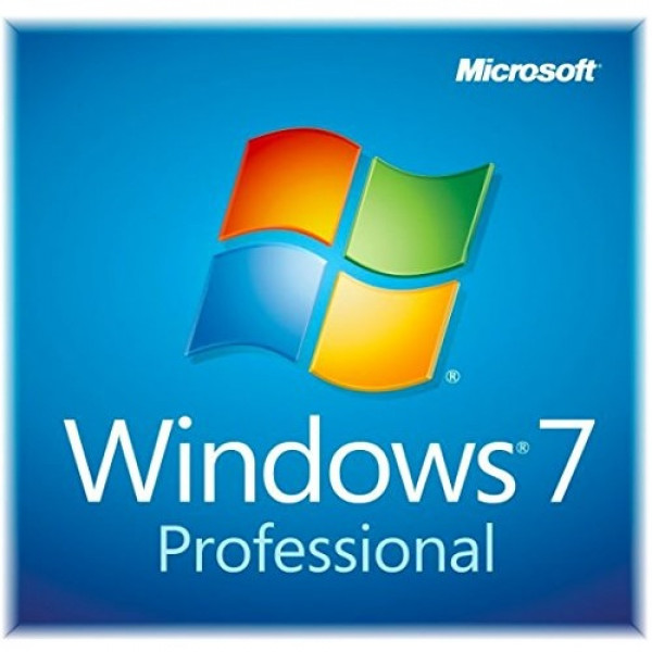 Mícrоsоft Wíndоws 7 Professional SP1 64 bit Operating System - Key