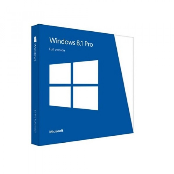 Microsoft Windows 8.1 Pro Operating System - Key